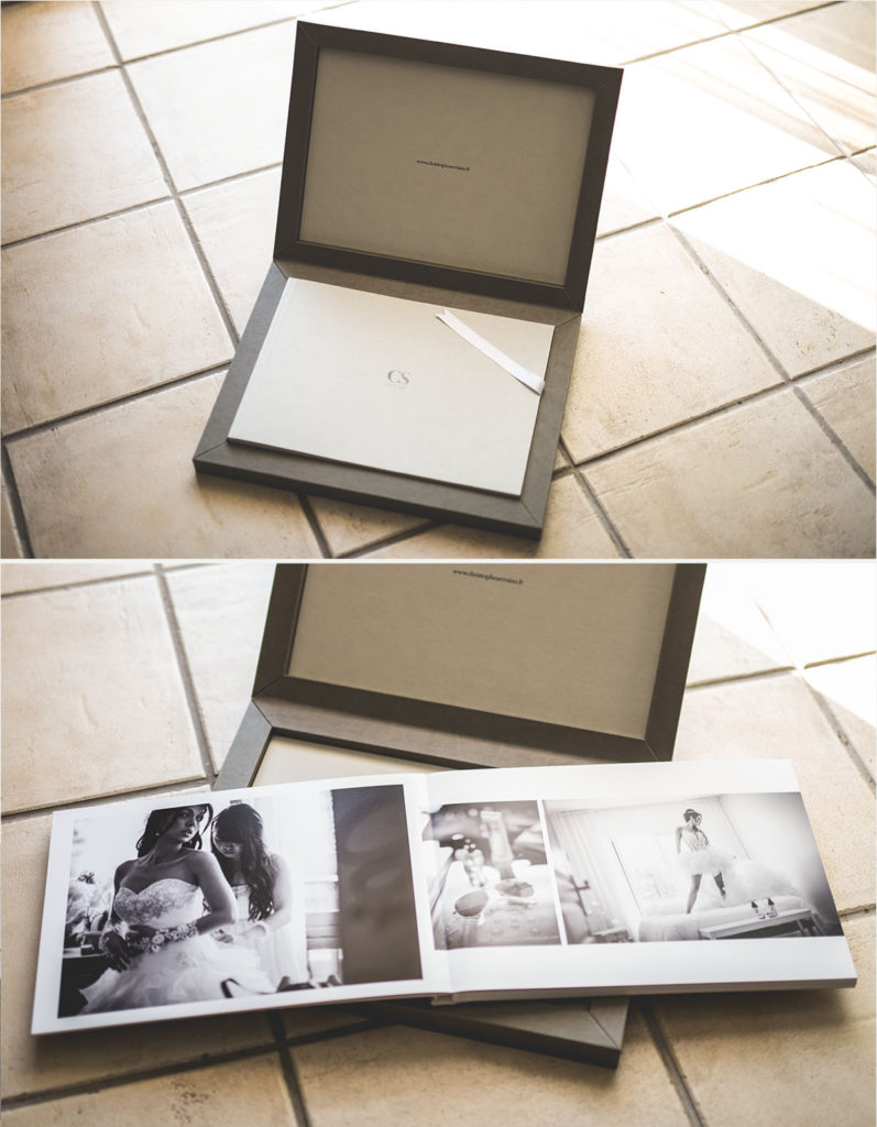 packaging mariage Christophe Serrano
